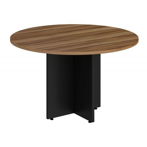 Móveis para Escritório: Mesa de reunião circular, express - Gebb Work