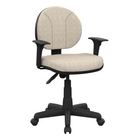 Móveis para Escritório: Cadeira operativa executiva lâmina - Plaxmetal