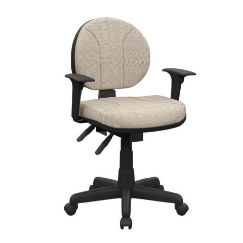 Móveis para Escritório: Cadeira operativa executiva backplax - Plaxmetal