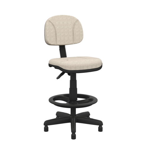 Móveis para Escritório: Cadeira operativa secretária caixa  - Plaxmetal