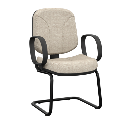 Móveis para Escritório: Cadeira operativa diretor aproximação S - Plaxmetal