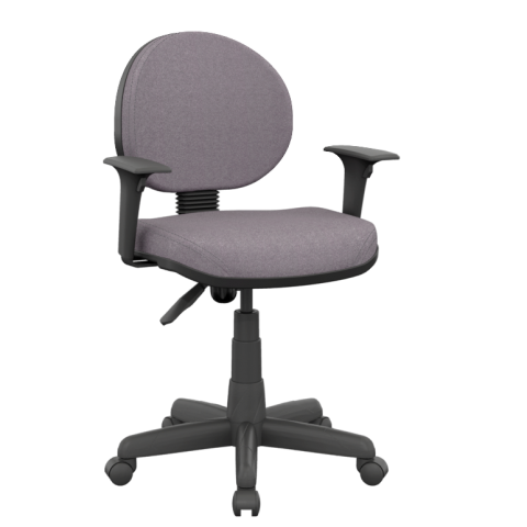 Móveis para Escritório: Cadeira operativa plus executiva lâmina - Plaxmetal