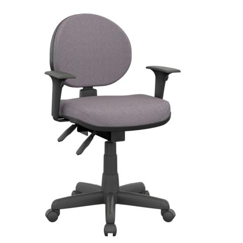 Móveis para Escritório: Cadeira operativa plus executiva backplax - Plaxmetal