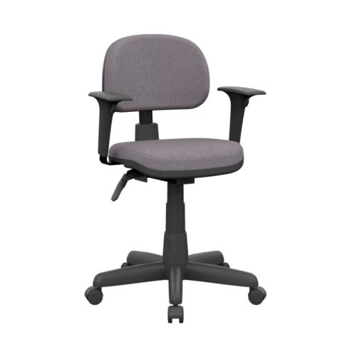 Móveis para Escritório: Cadeira operativa plus secretária M1 - Plaxmetal