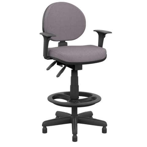 Móveis para Escritório: Cadeira operativa plus executiva caixa - Plaxmetal