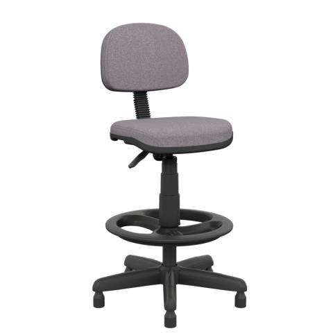 Móveis para Escritório: Cadeira operativa plus secretária caixa  - Plaxmetal