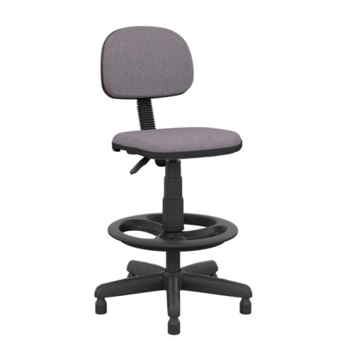 Móveis para Escritório: Cadeira operativa plus secretária caixa slim  - Plaxmetal