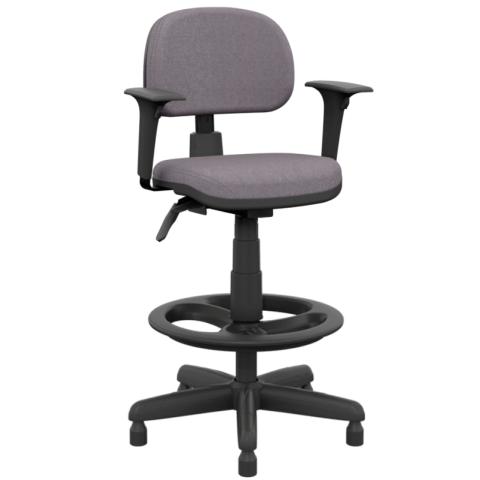 Móveis para Escritório: Cadeira operativa plus secretária M1 caixa - Plaxmetal