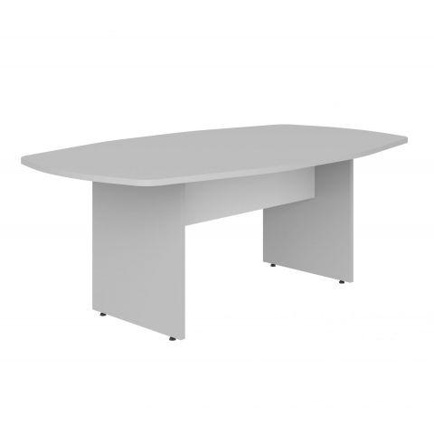 Móveis para Escritório: Mesa de reunião bote - pé painel,  Lexus -  Gebb Work