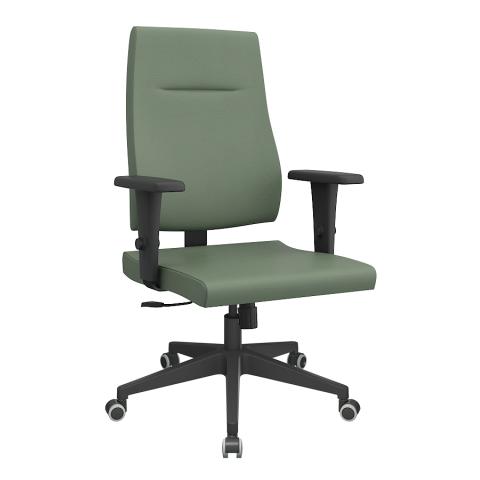 Móveis para Escritório: Cadeira Izzi presidente - Plaxmetal