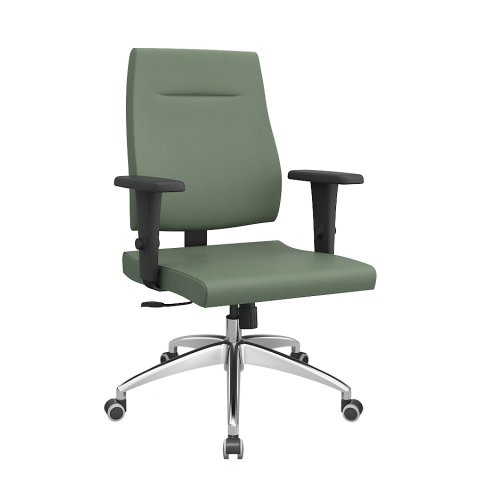 Móveis para Escritório: Cadeira Izzi diretor- Plaxmetal