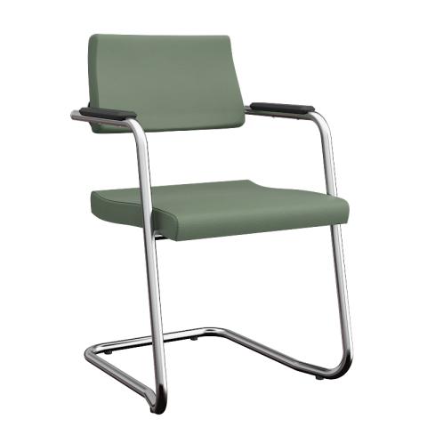 Móveis para Escritório: Cadeira Izzi aproximação em S - Plaxmetal