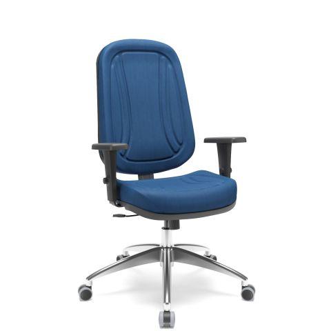 Móveis para Escritório: Cadeira presidente Premium - Plaxmetal