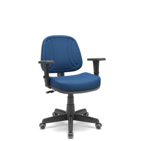 Móveis para Escritório: Cadeira executiva lâmina Premium - Plaxmetal