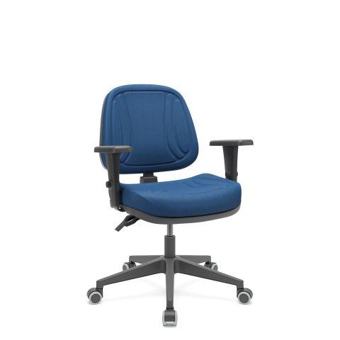 Móveis para Escritório: Cadeira executiva backplax plus, Premium - Plaxmetal