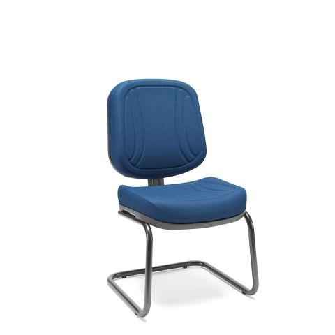 Móveis para Escritório: Cadeira diretor aproximação em S, Premium - Plaxmetal