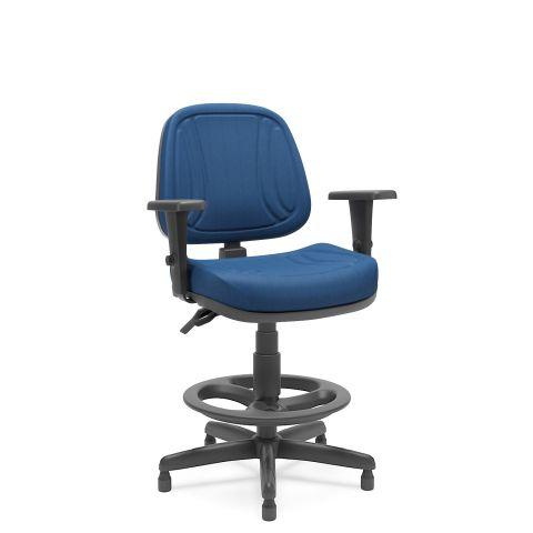 Móveis para Escritório: Cadeira executiva caixa, Premium - Plaxmetal