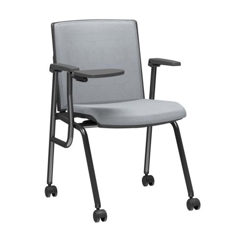 Móveis para Escritório: Cadeira de treinamento, Audiplax -  Plaxmetal