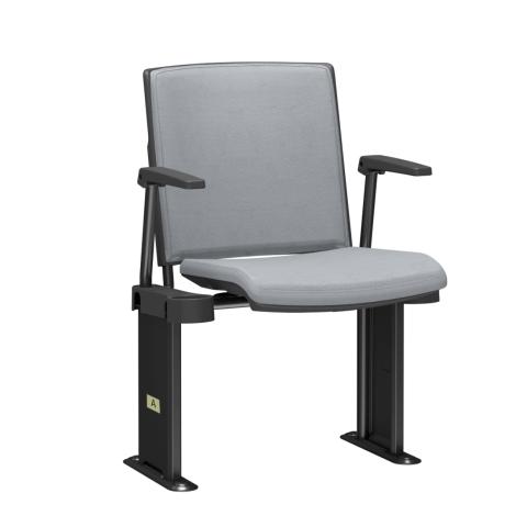 Móveis para Escritório: Cadeira auditório, Audiplax - Plaxmetal