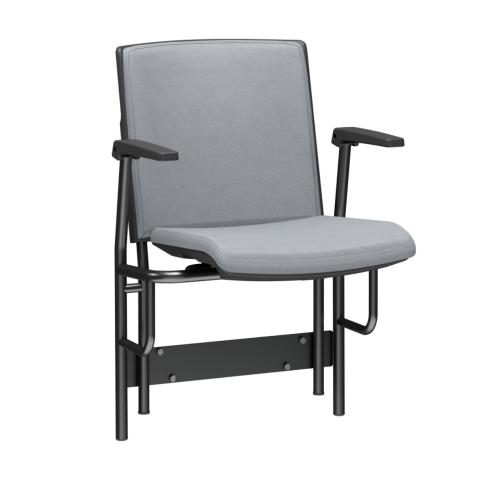 Móveis para Escritório: Cadeira esportiva, Audiplax - Plaxmetal