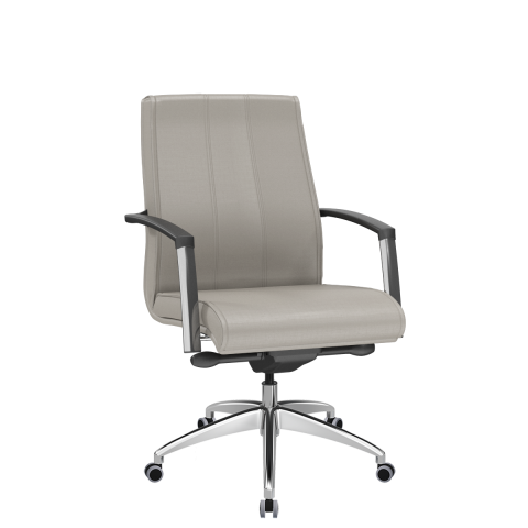 Móveis para Escritório: Cadeira diretor, Suprema - Plaxmetal