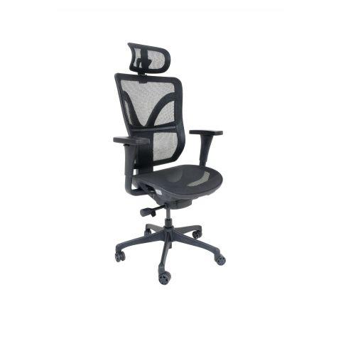 Móveis para Escritório: Cadeira Darix - Plaxmetal