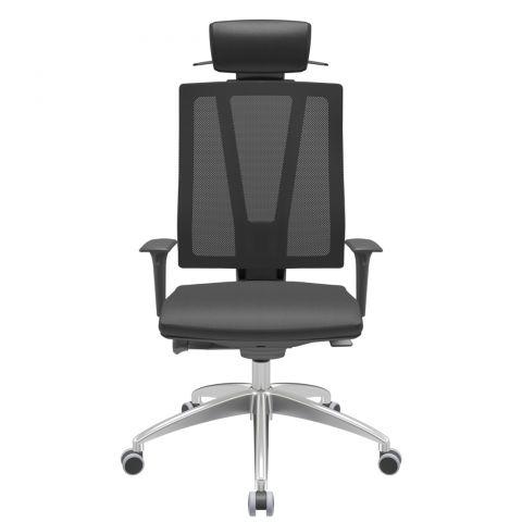 Móveis para Escritório: Cadeira Twister - Plaxmetal