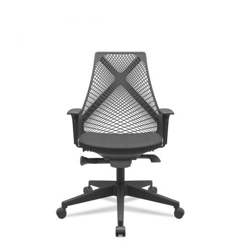 Móveis para Escritório: Cadeira Bix - Plaxmetal