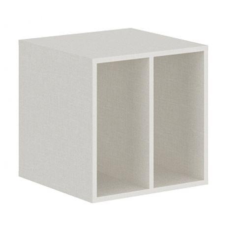 Móveis para Escritório: Nicho 02 vãos adaptável em armário, Edge - Gebb Work