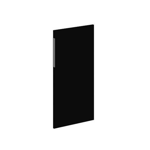 Móveis para Escritório: Porta baixa de vidro preto, Edge - Gebb Work