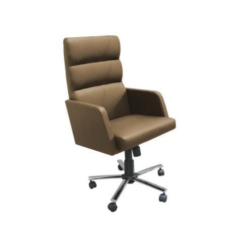 Móveis para Escritório: Cadeira da linha Amparo- Giratória