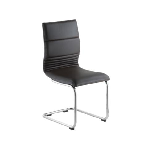 Móveis para Escritório: Cadeira da linha comoditá secretária sem braço fixa
