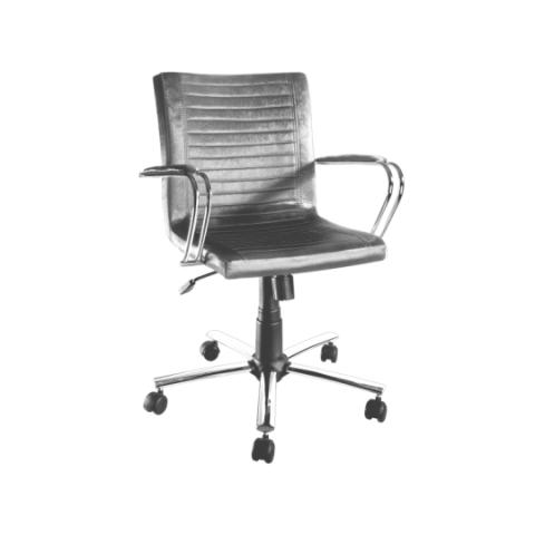 Móveis para Escritório: Cadeira da linha Ely giratória com braço