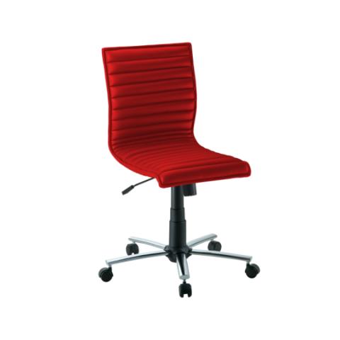 Móveis para Escritório: Cadeira da linha Perfectta diretor sem braço