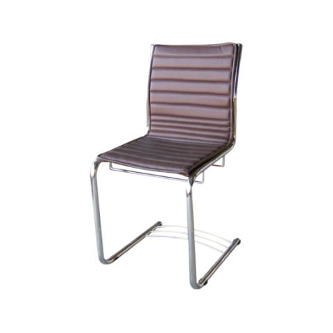 Móveis para Escritório: Cadeira da linha Sotille secretária fixa sem braço