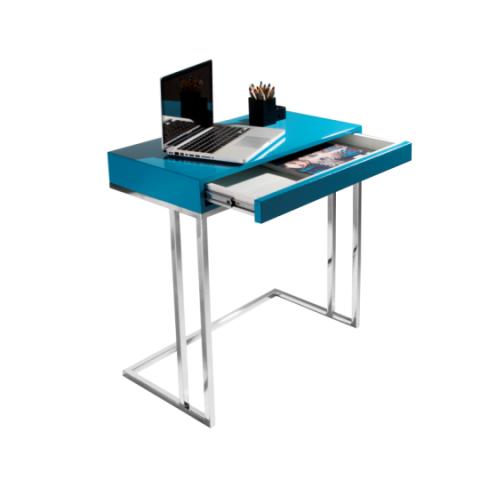 Móveis para Escritório: Mesa auxiliar com gaveta