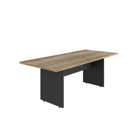 Móveis para Escritório: Mesa de reunião retangular, Yaris - Gebb Work