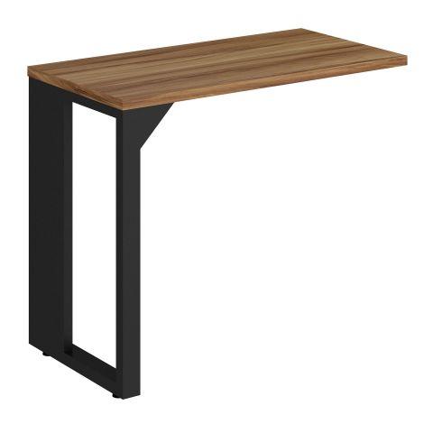Móveis para Escritório: Mesa auxiliar dinâmica com pé quadro,  express - Gebb Work
